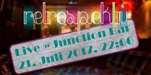 retrospektiv Live at Junction Bar