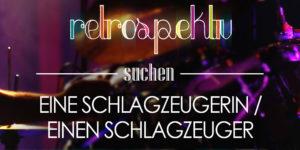 Schlagzeuger in Berlin gesucht