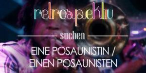 Posaunist in Berlin gesucht