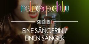 Sänger in Berlin gesucht