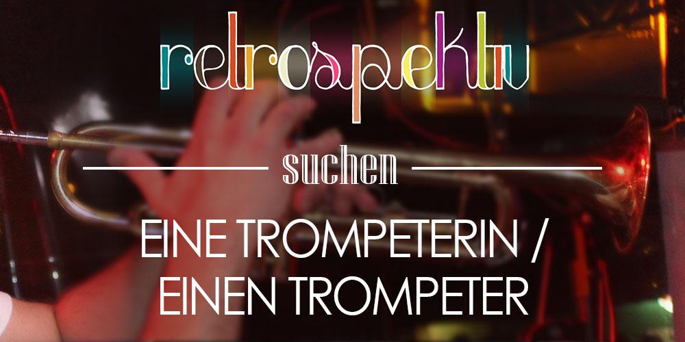Trompeter in Berlin gesucht